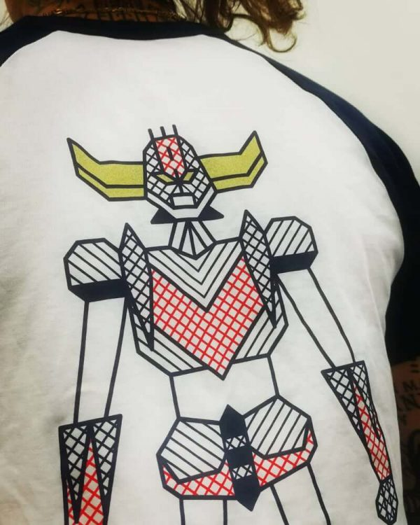 Tee Shirt Goldorak Mariette