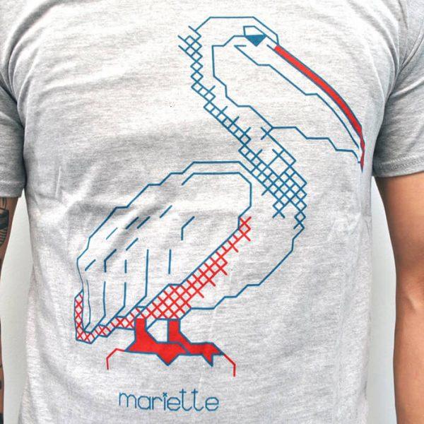 Tee Shirt Pélican Mariette